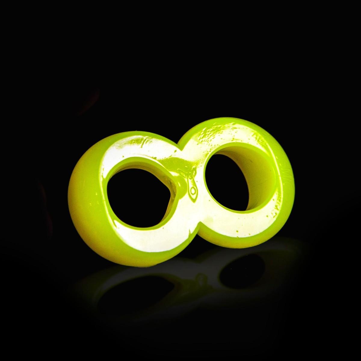 Erekčný krúžok Zizi Cosmic Ring žltý