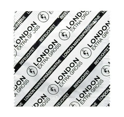 Kondómy Durex London Extra Large 1 ks