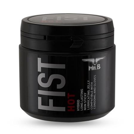 Lubrikačný gél Mister B Fist Hot 500 ml