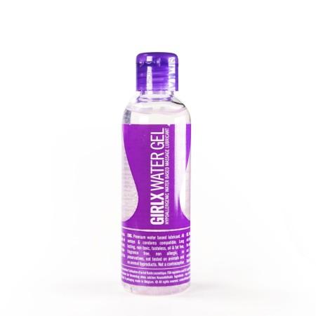 Lubrikačný a masážny gél GirlX Water Gel 100 ml