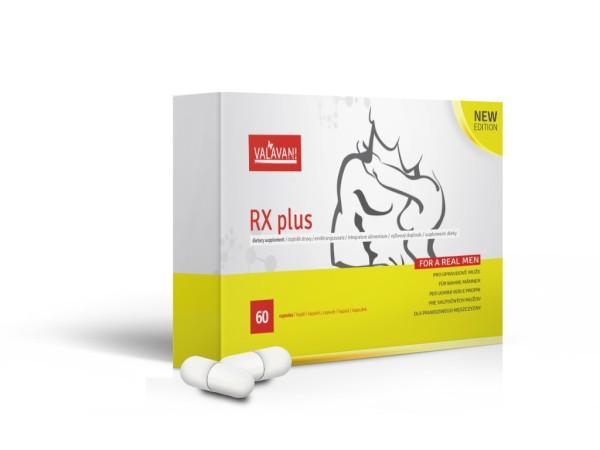 RX plus 60 kapsúl