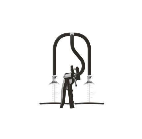 Vákuová pumpa na prsia SAIZ Premium stredná