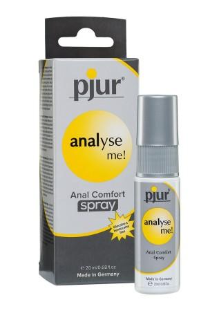 Uvoľňujúci análny sprej Pjur Analyse Me! Anal Comfort 20 ml