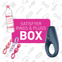 Sada hračiek Satisfyer Rings & Plugs Box