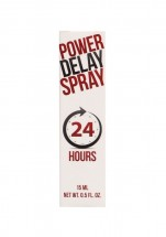 Odďaľujúci sprej Power Delay Spray 24 Hours 15 ml